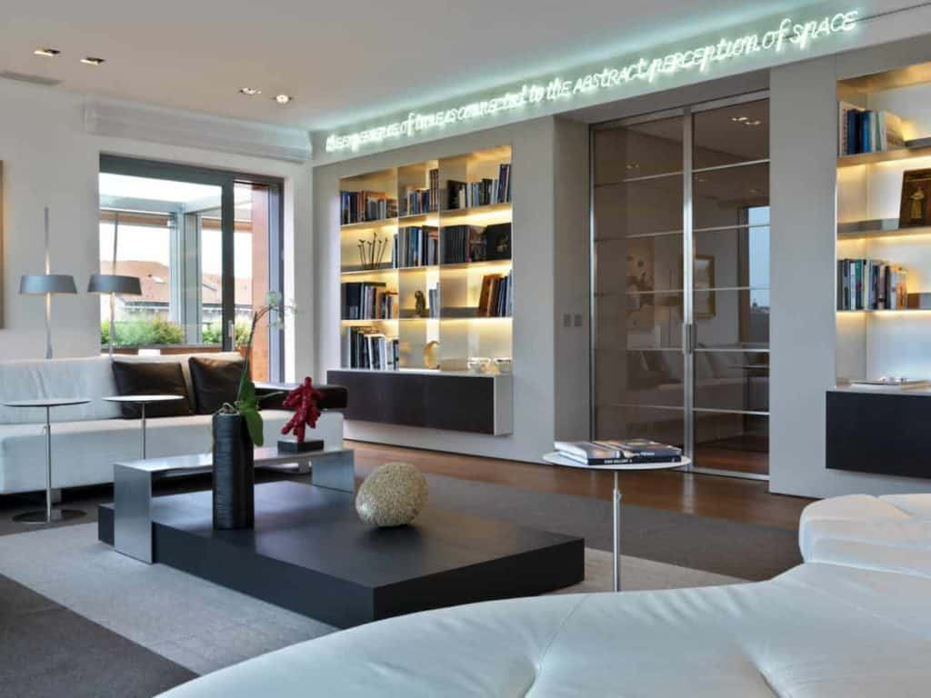 Living room-lighting design-flair studio design
