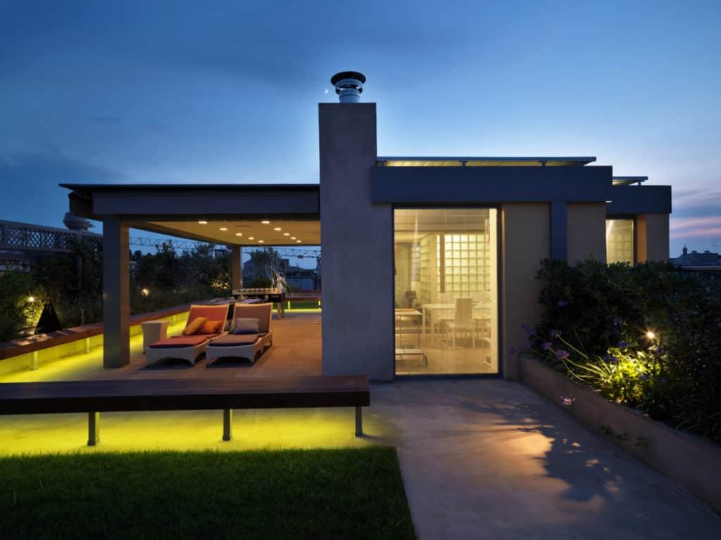 Flair Studio Residential Bespoke Penthouse Interior Design