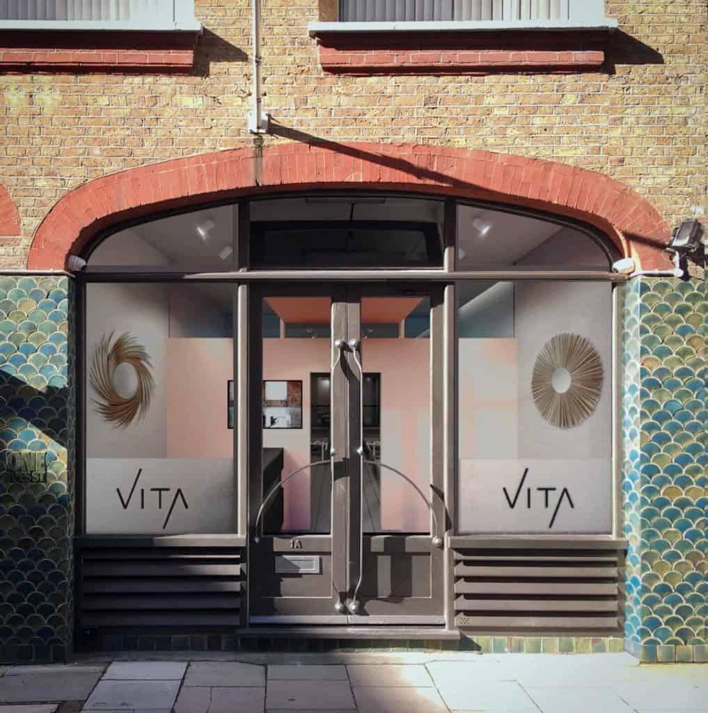 Vita boutique pilates fitness centre, brompton cross, Chelsea, Knightsbridge flair studio design